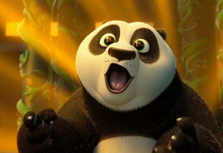 The most awesome Kung Fu Panda 3 moments