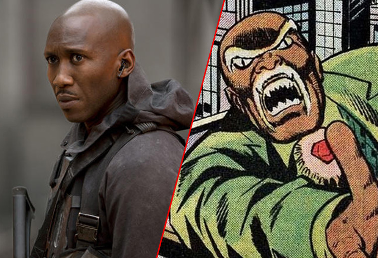 The Hunger Games star Mahershala Ali is the latest Marvel villain