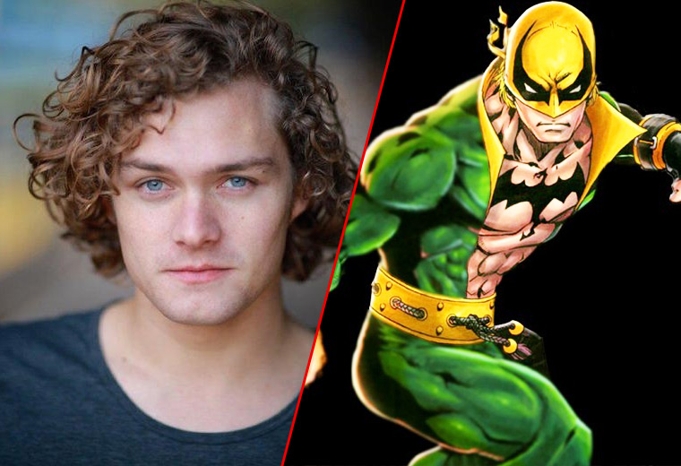 Danny Rand's Iron Fist completes the last piece of the Marvel puzzle