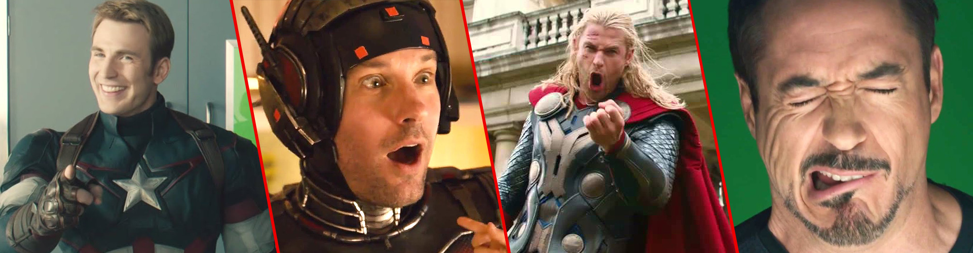 The Marvel Cinematic Universe's 12 funniest bloopers