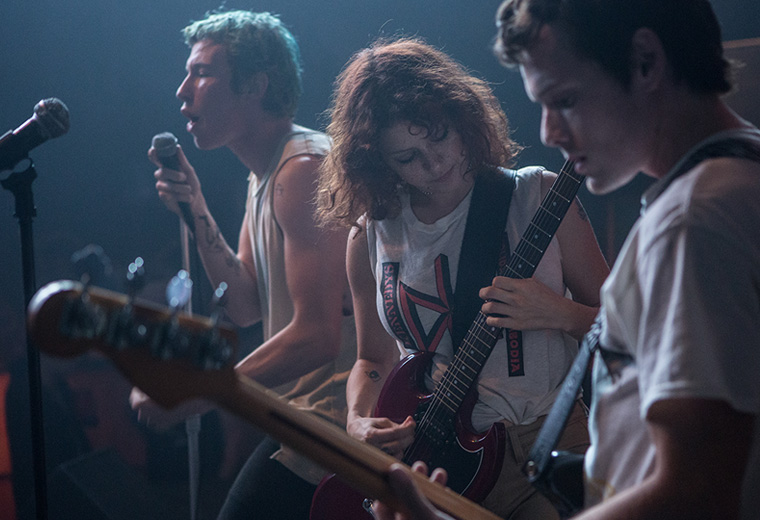 The most rocking fictional bands