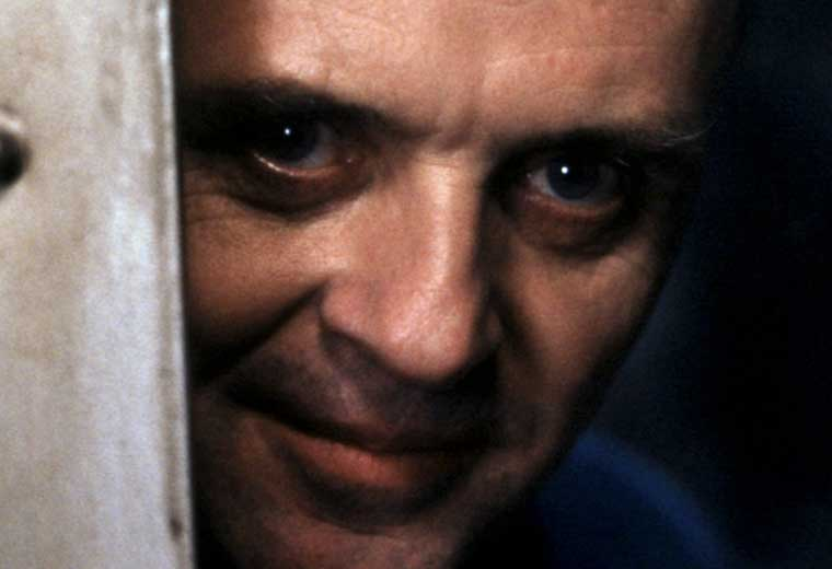 Welsh thesp Anthony Hopkins made his comeback as tongue-eater Hannibal Lecter