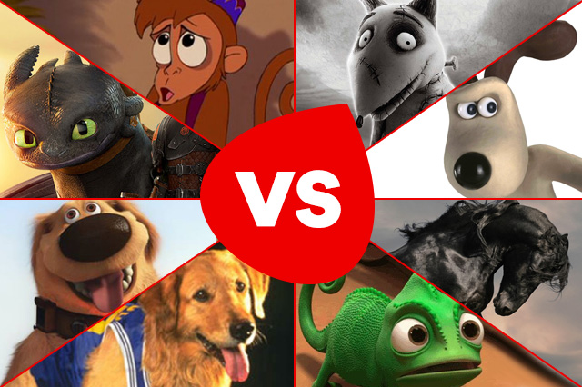 Who will win the Movie Pet World Cup?