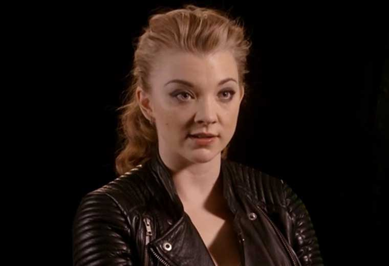 The Forest: exclusive interview with Natalie Dormer