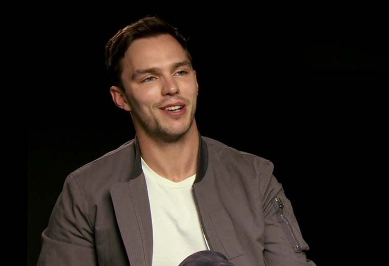 Nicholas Hoult on playing a British psycho in Kill Your Friends