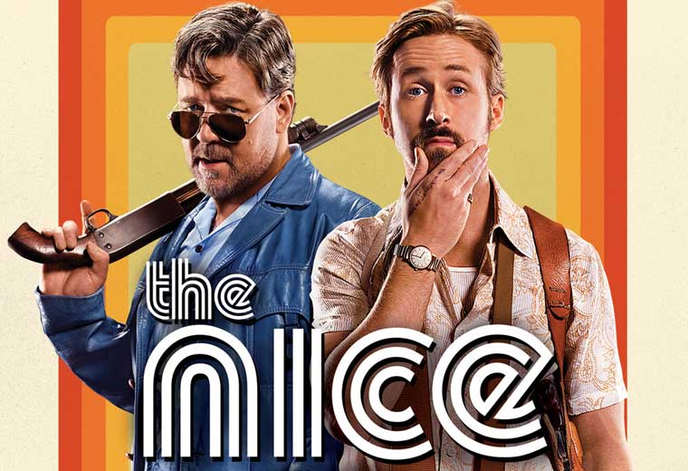 The Nice Guys disco-shimmies on to Virgin Movies