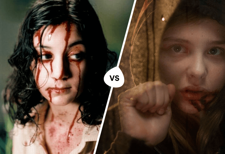 Let the Right One in (2007) vs Let Me In (2010)