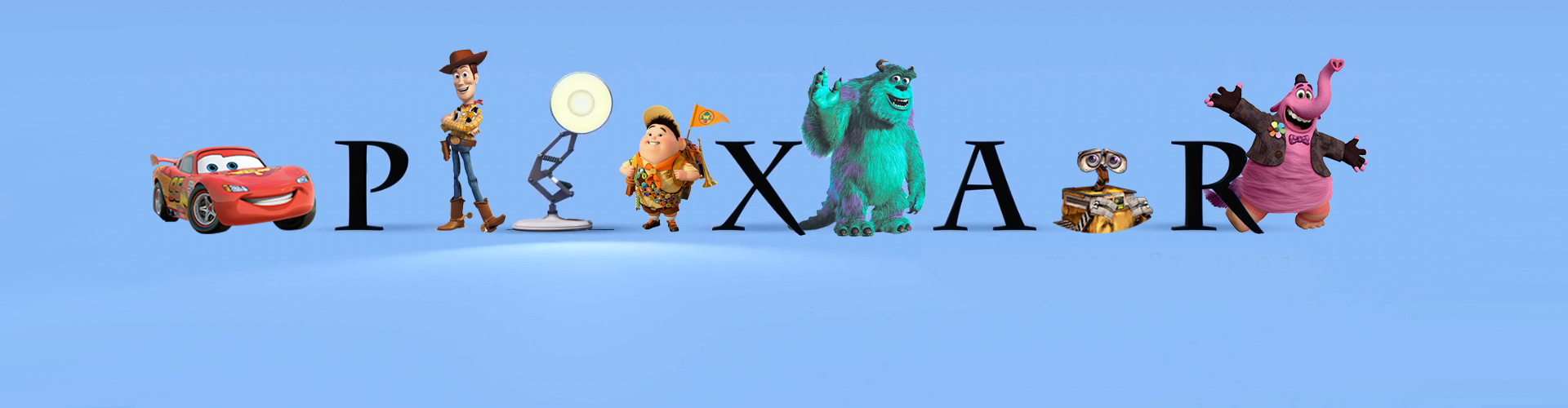 Pixar by numbers