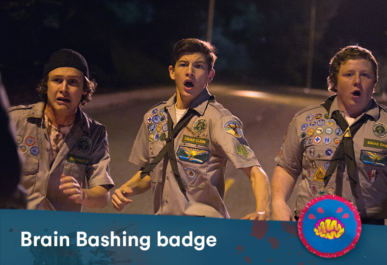 Scouting badges for the zombie apocalypse