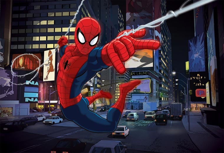 Untitled Animated Spider-Man Film