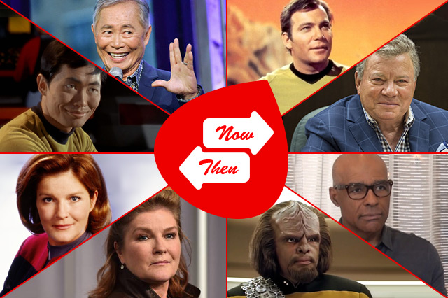 The cast of Star Trek: Where are they now?