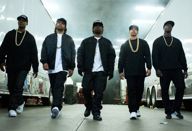 Watch Straight Outta Compton on Sky Movies