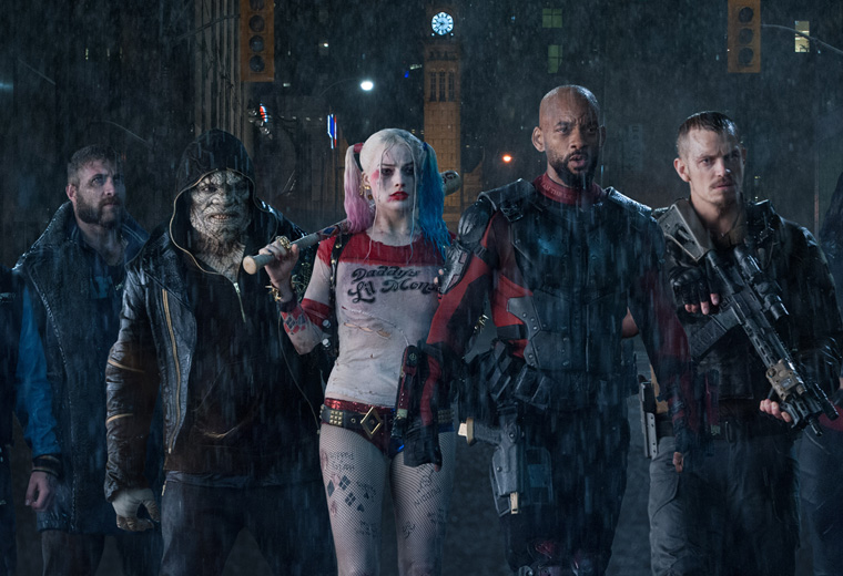 10 Easter eggs you should look for in Suicide Squad