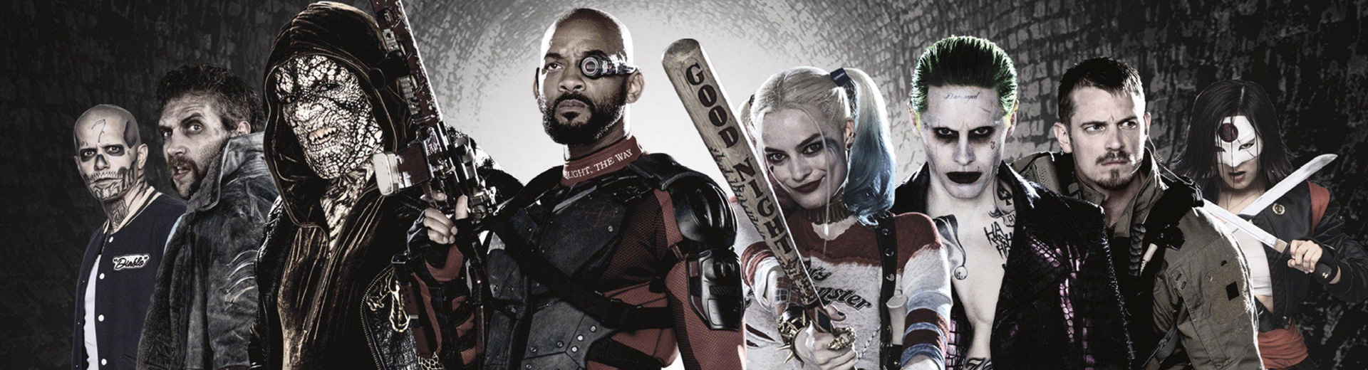 Who's who in Suicide Squad?
