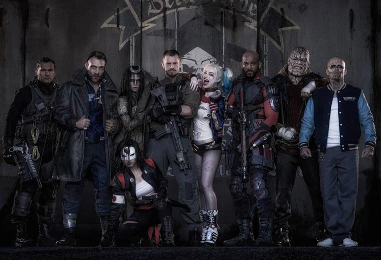 5 things we learned from the new Suicide Squad trailer