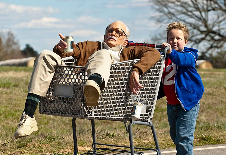 Top 10 sweariest movie pensioners