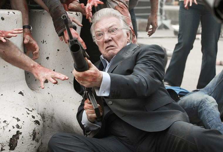 Alan Ford in Cockneys vs Zombies (2012)