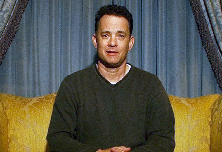 20 facts about Tom Hanks