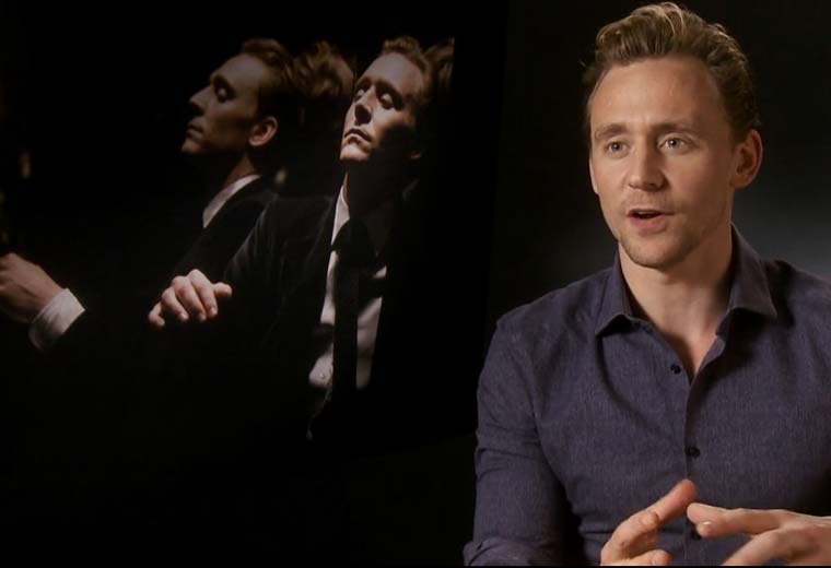 Exclusive High-Rise interview with Tom Hiddleston