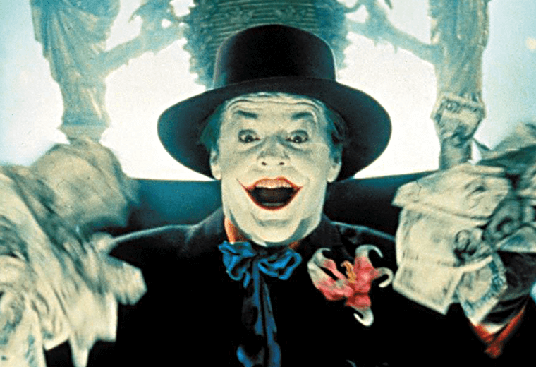 The Joker – Batman (1989)