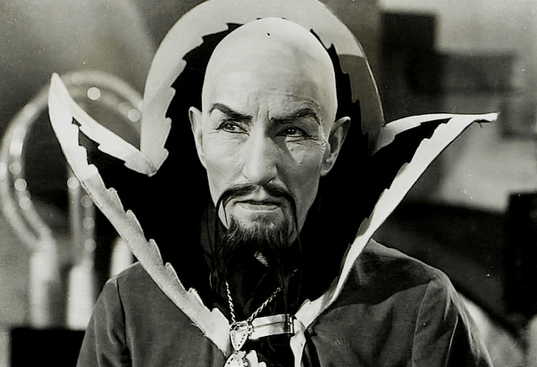 Ming the Merciless – Flash Gordon