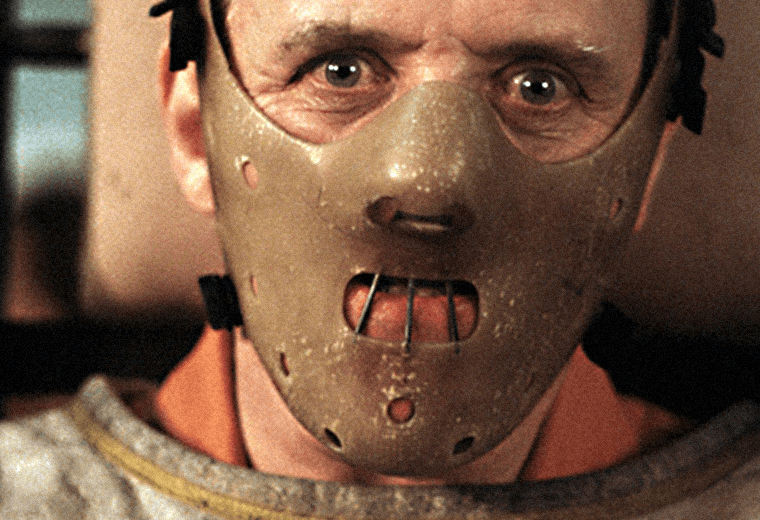Hannibal Lecter – The Silence of the Lambs