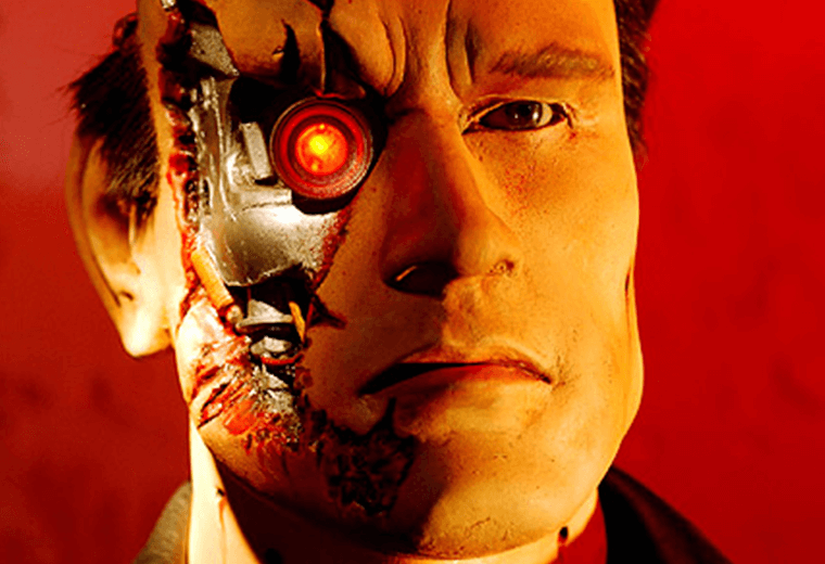 The T-1000 – The Terminator