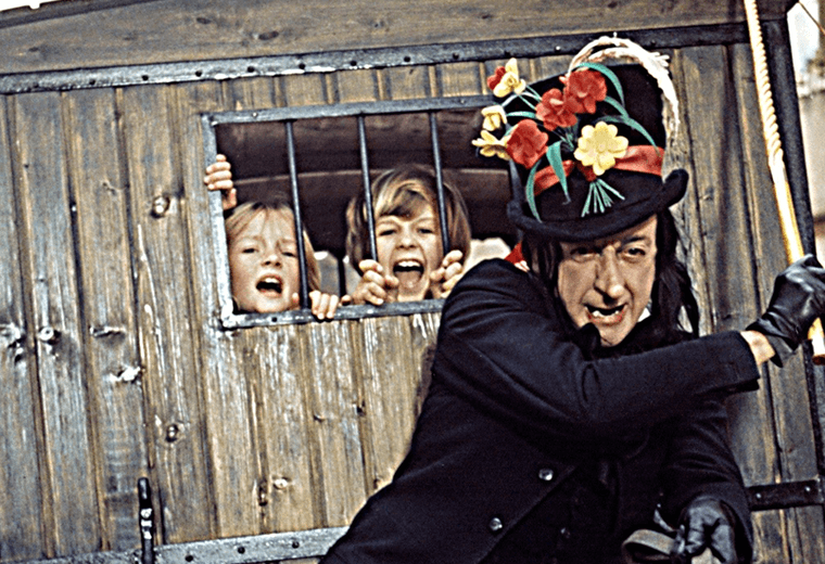 Child Catcher – Chitty Chitty Bang Bang