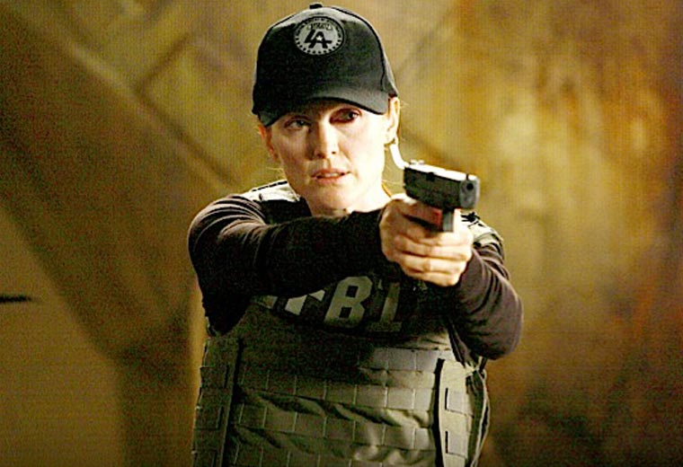 Top 10 female FBI agents