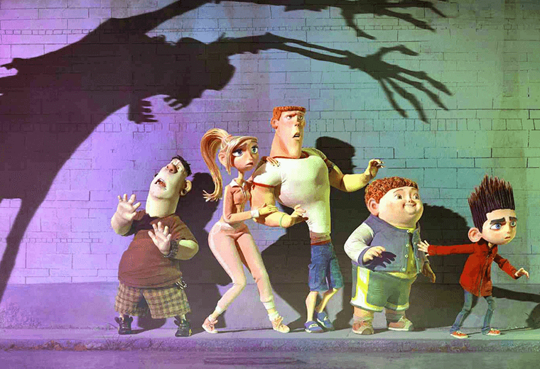 Top 10 animated horror films for kids