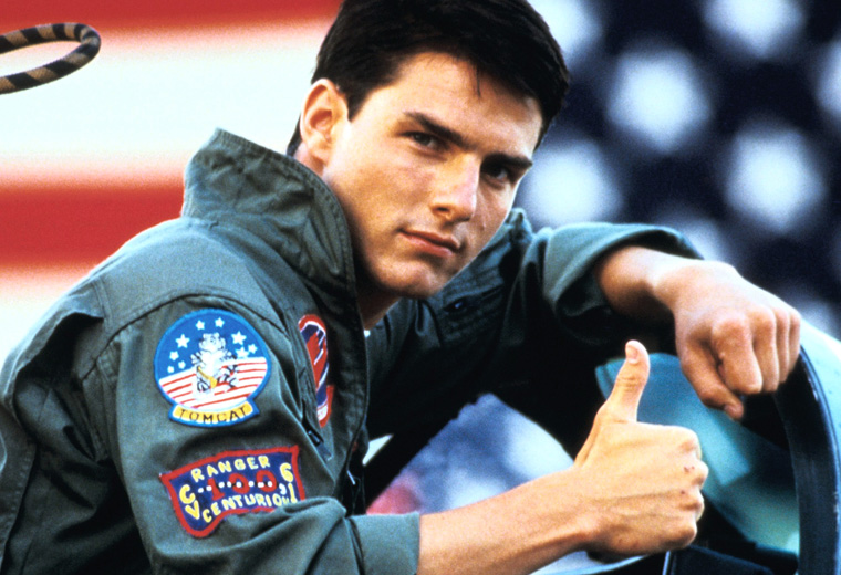 Tom Cruise confirms Top Gun 2 is in the works