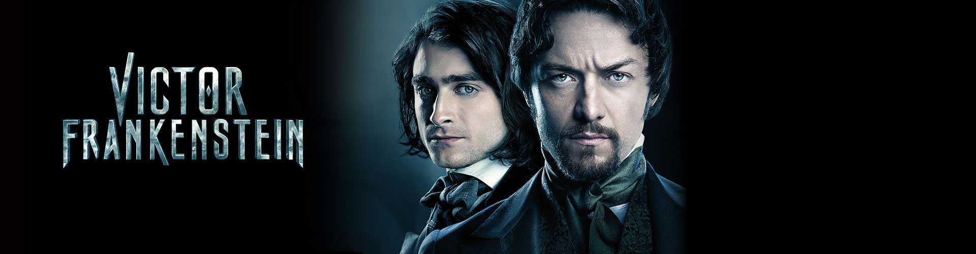Victor Frankenstein – available now on Virgin Movies