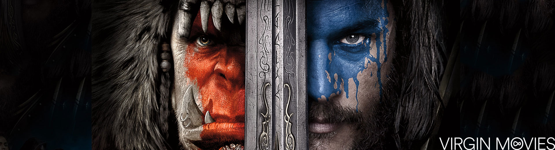 Warcraft: The Beginning – available now on Virgin Movies
