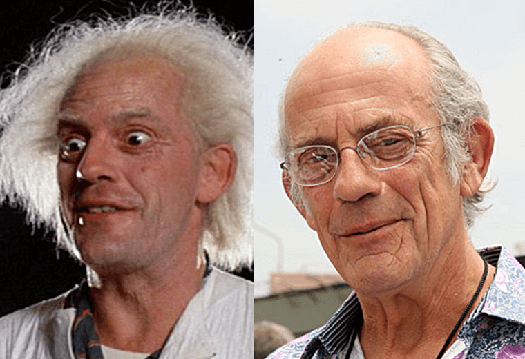 Christopher Lloyd boasts almost 150 credits on his CV.