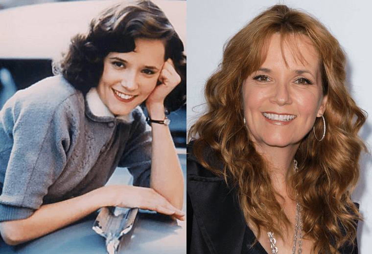 Lea Thompson played cartoonist, Caroline in the City for 97 episodes.