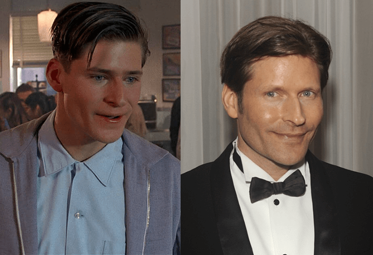 Crispin Glover sued producer Steven Spielberg and won.