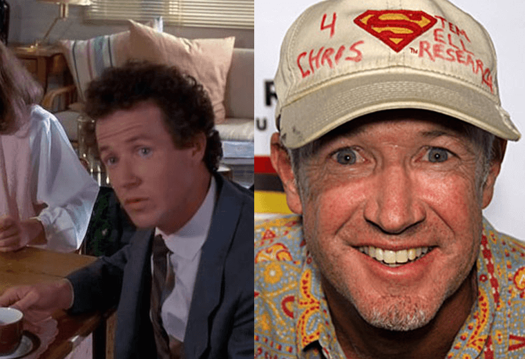 Marc McClure, worked solidly before and after his brush with time and space.