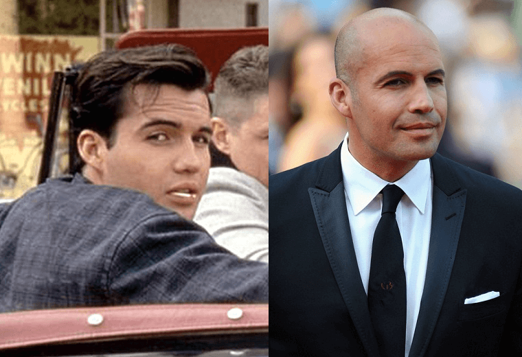 Billy Zane, sank without track except for a romance with Kelly Brook.