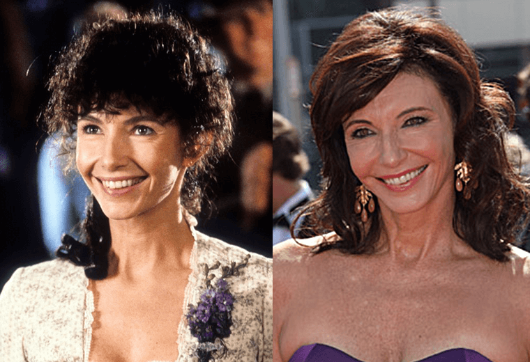 Mary Steenburgen, Doc Brown's love interest has not stopped working since.