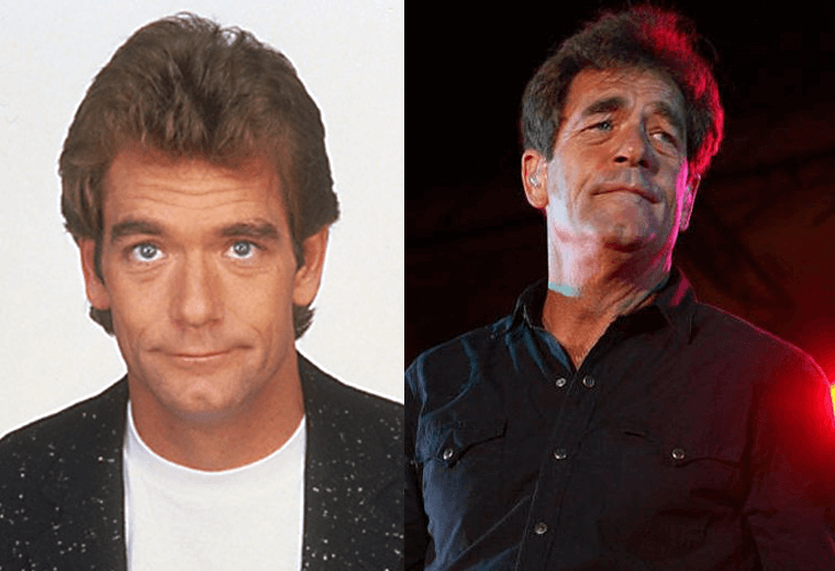 Huey Lewis, still rocking with The News.