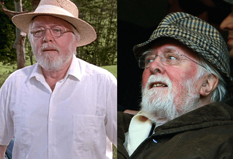 John Hammond (Richard Attenborough)
