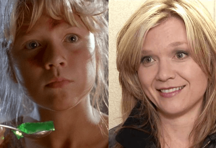 Lex Murphy (Ariana Richards)