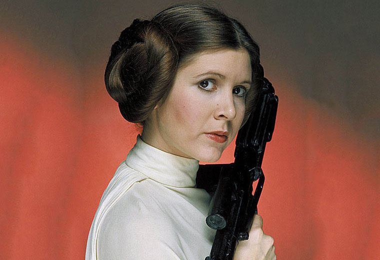 That's GENERAL Leia Organa to you