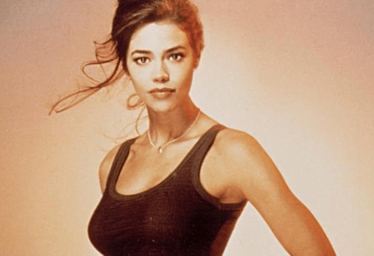 Denise Richards, why would someone that smart ever want to go for Bond?