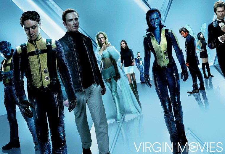 See where it all began for Magneto and co in X-Men: First Class