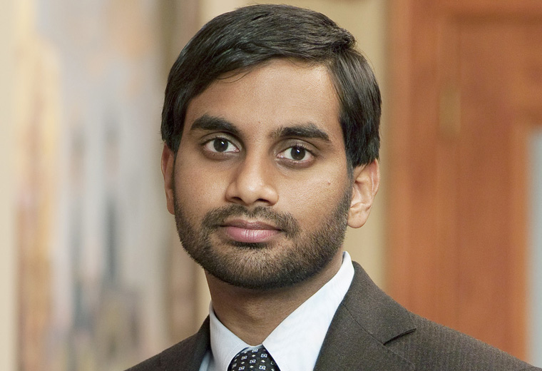 Treat yo'self to Aziz Ansari's funniest moments