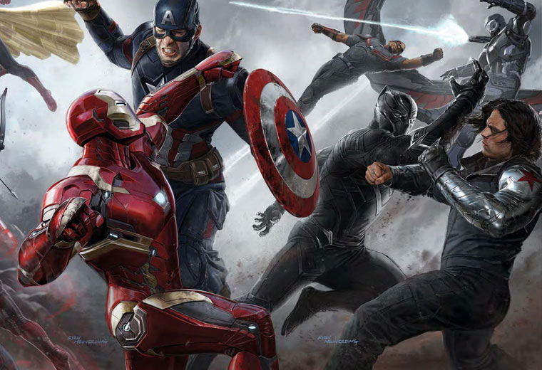 Everything you need to know about Captain America: Civil War
