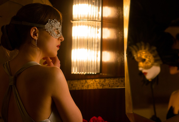 Fifty Shades Darker: The steamy saga continues