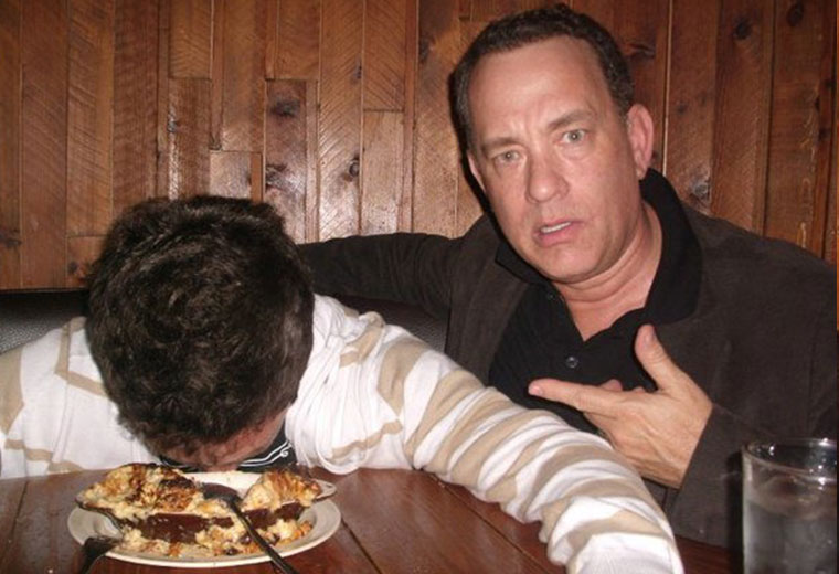 5 reasons why Tom Hanks is the best person ever