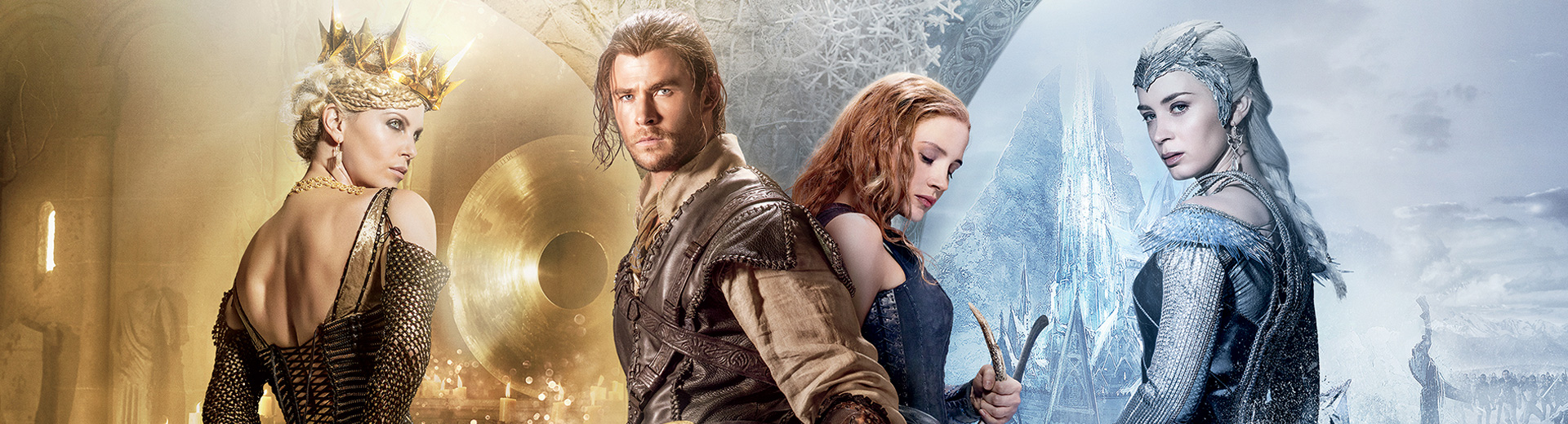The Huntsman: Winter's War – available now on Virgin Movies